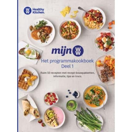 WW mijnww programma kookboek
