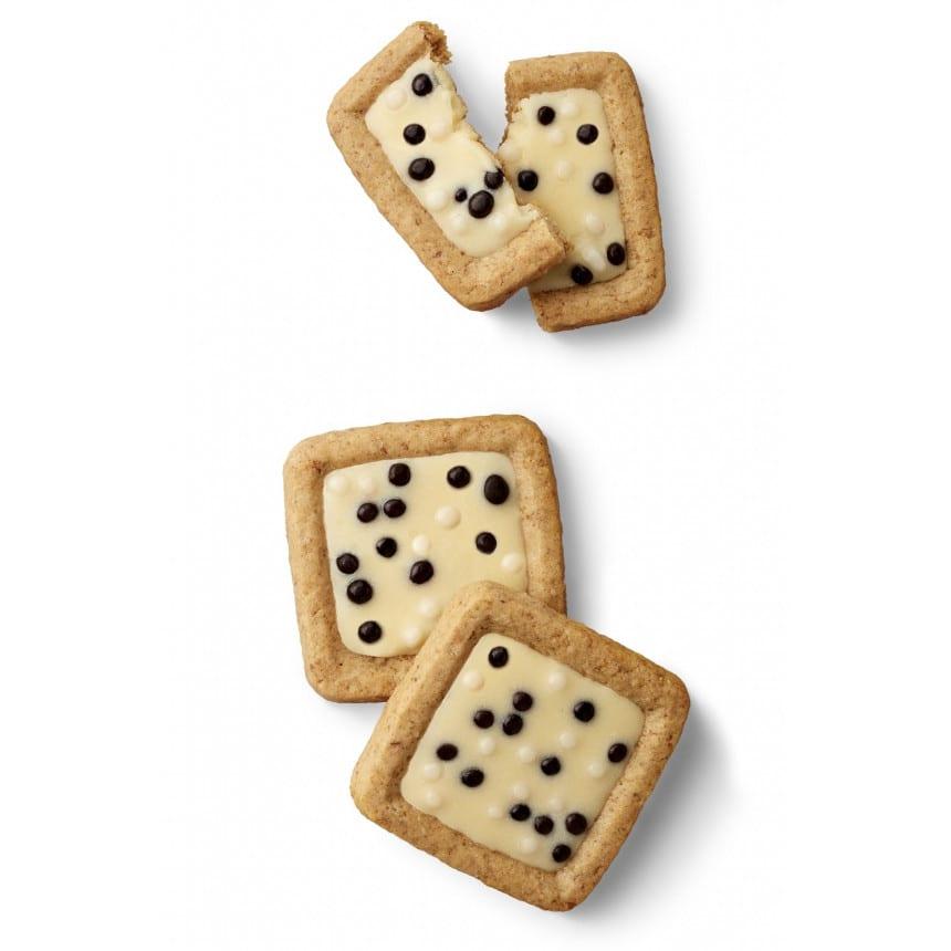 Mini Custard biscuits