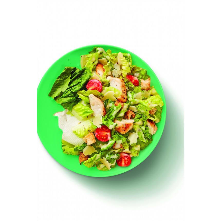 WW Caesar salade met dresssing