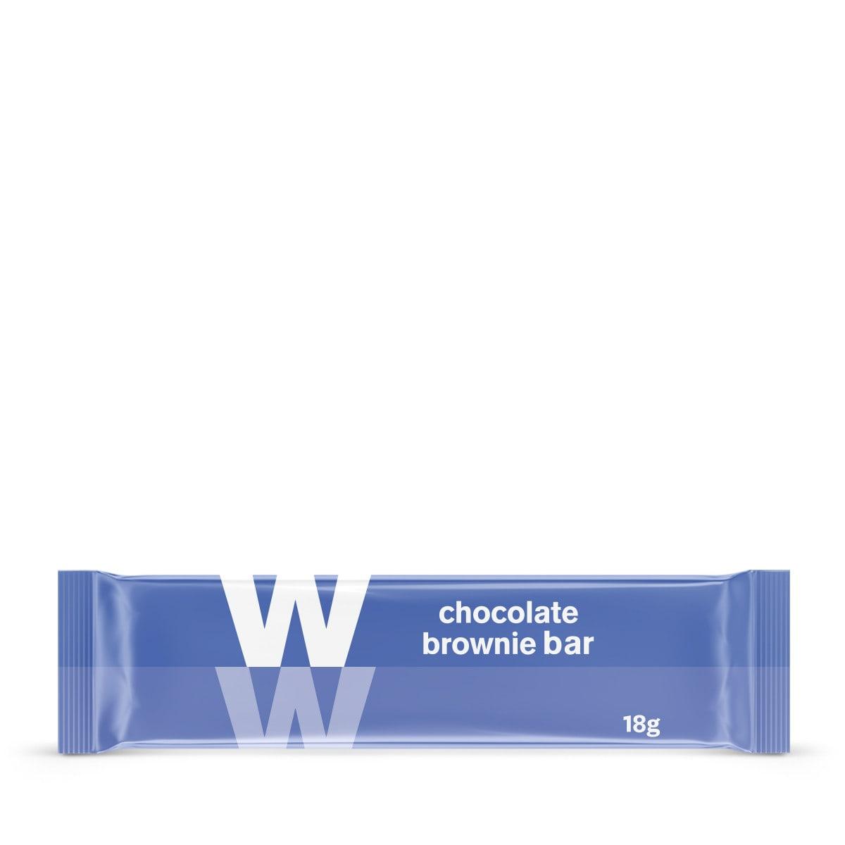 Reep WW chocolade brownie mueslireep krokant