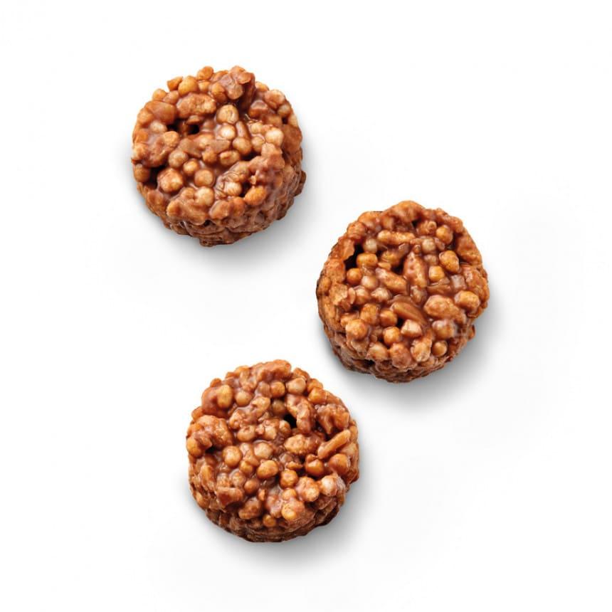 WW chocolade caramel rotsjes onverpakt
