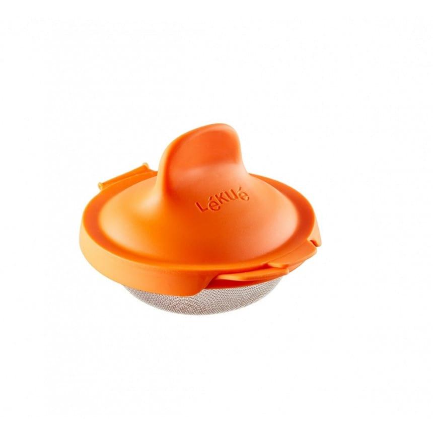 WW ei pocheerder oranje