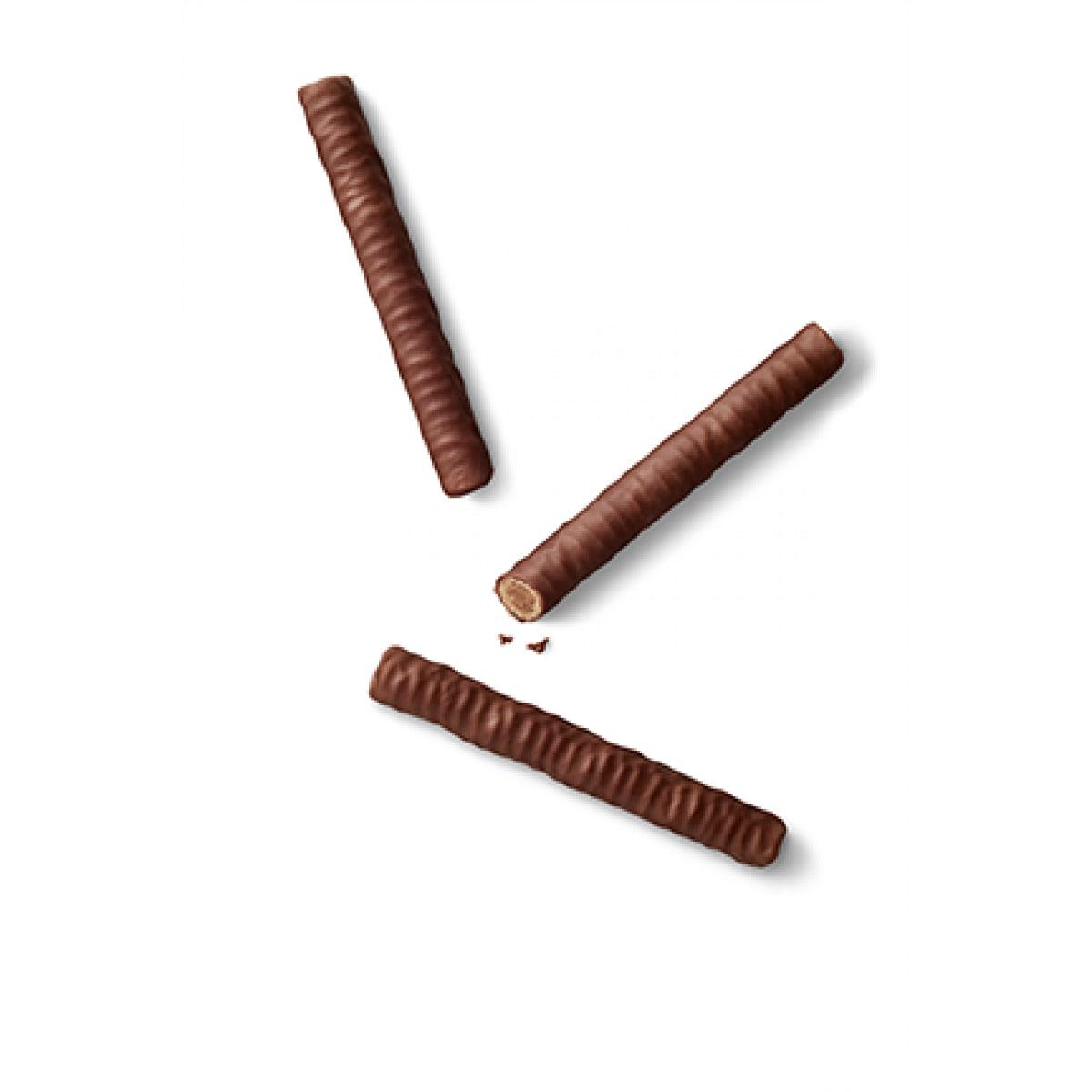 WW hazelnut chocolate sticks onverpakt