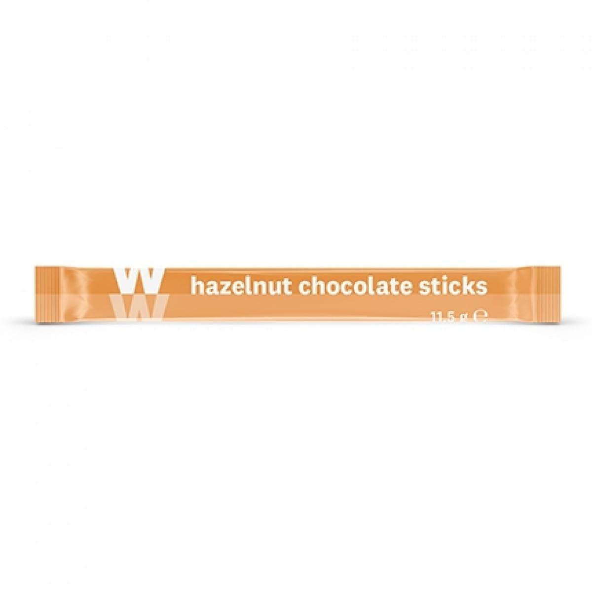 Rolletje WW hazelnut chocolade sticks