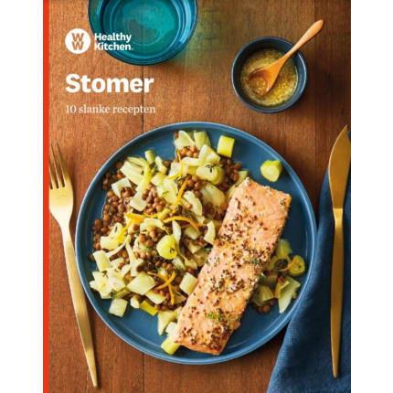 WW kookboek 10 slanke recepten voor de stomer