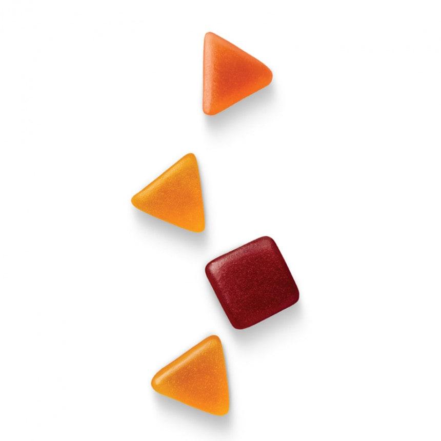 WW mixed fruit gums