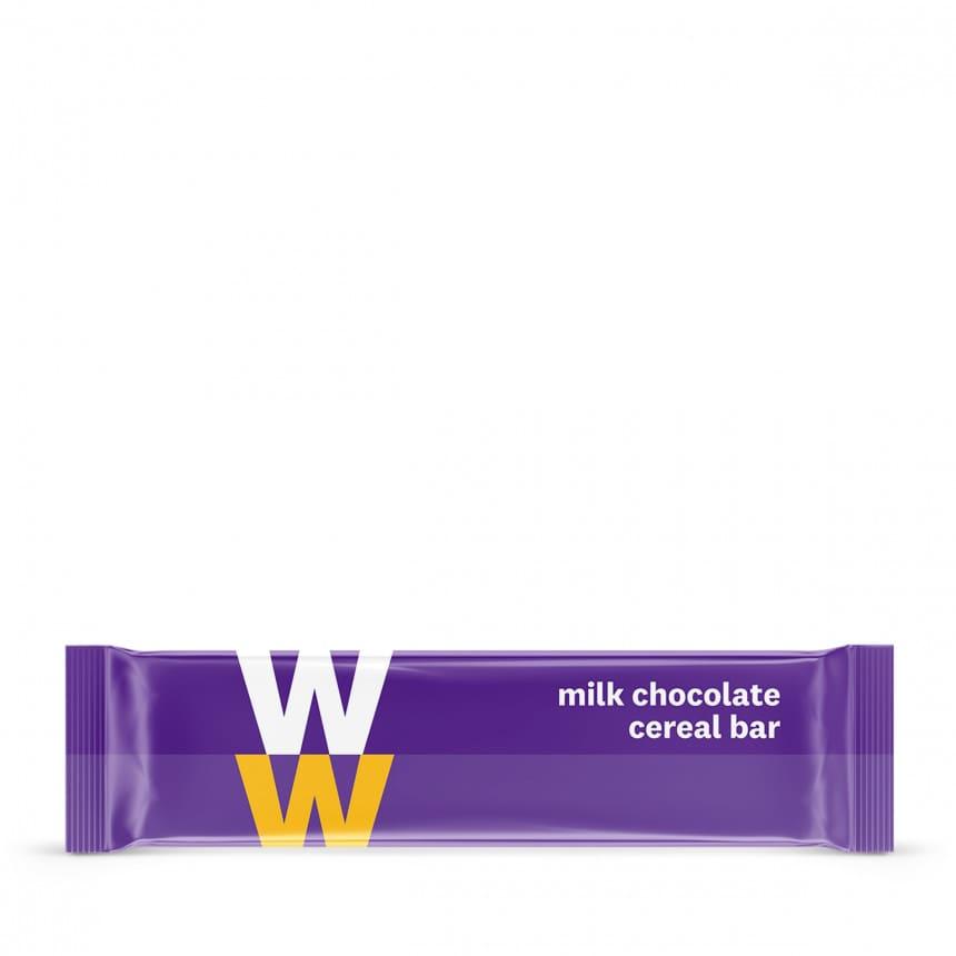 reep WW mueslireep melkchocolade