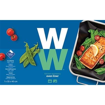 Verpakking WW oven bakvel