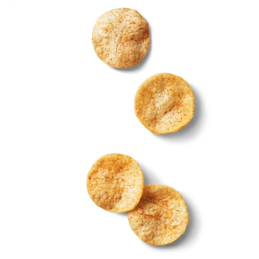 WW paprika chips snack