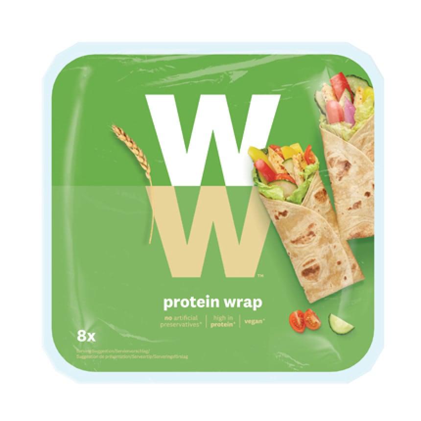 Verpakking WW proteine wrap