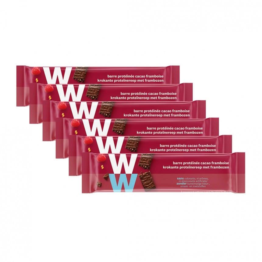 Repen WW protein frambozen reep 5 + 1 gratis