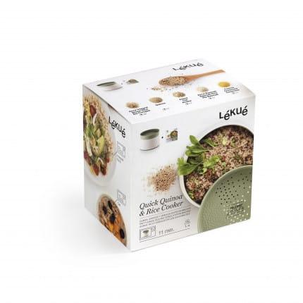 Verpakking WW quinoa & rice cooker