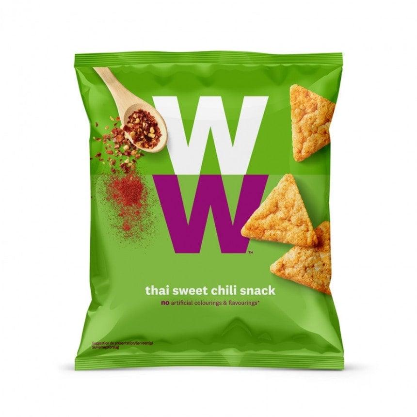 Zakje WW Thai Sweet chili chips
