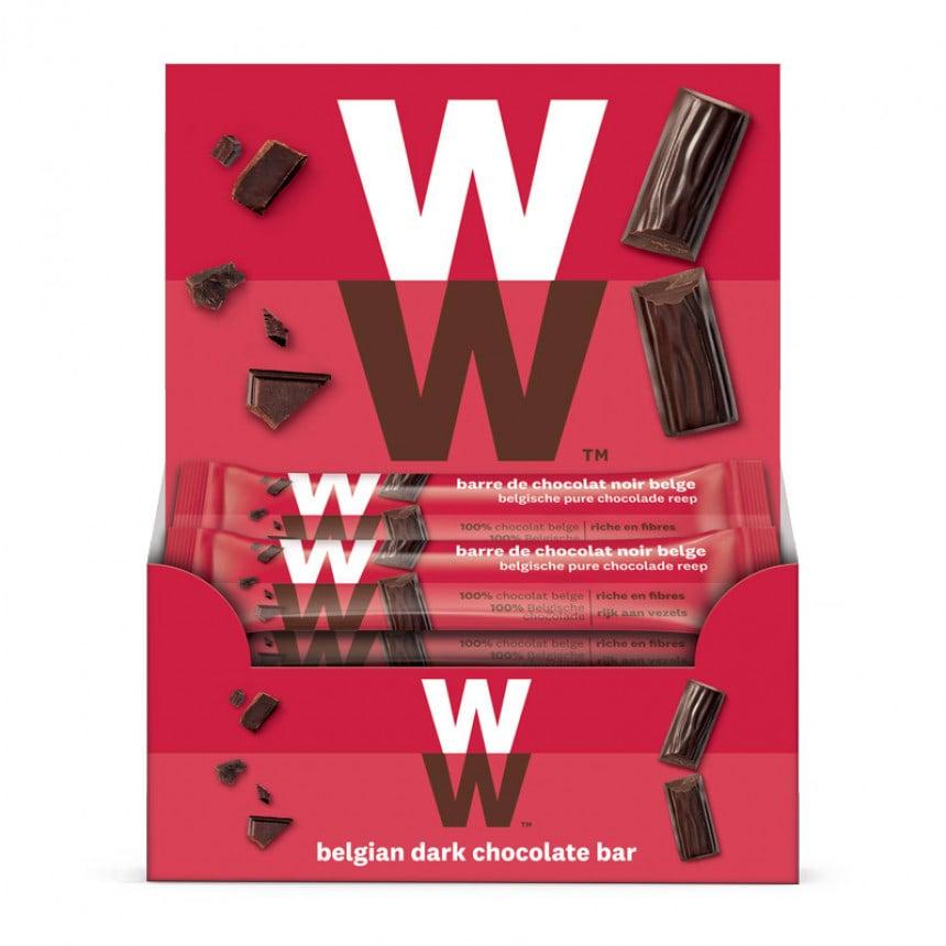 Doos WW volume voordeel belgische pure chocolade