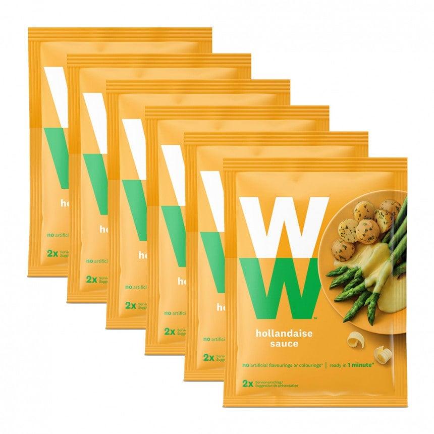 zakjes WW volume voordeel hollandaise saus 6x