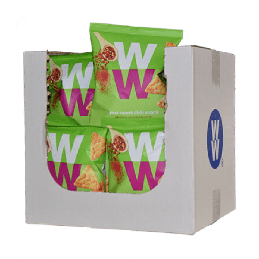 Verpakking WW volume voordeel thai sweet chili