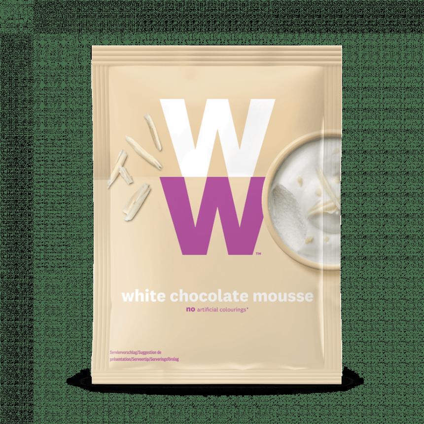 WW voordeel 3x witte chocolade dessert verpakking