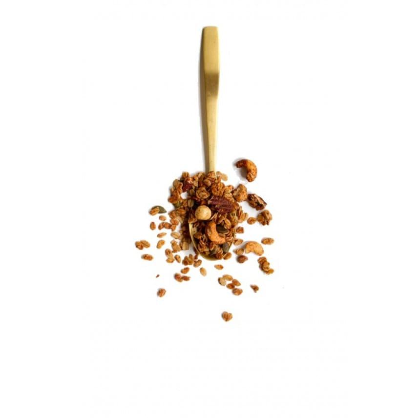 WW x oot granola tjokvol noten zakje lepel