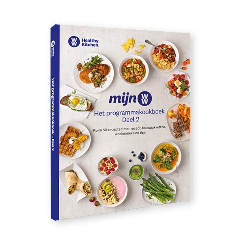 Mijn ww programma kookboeken deel 2
