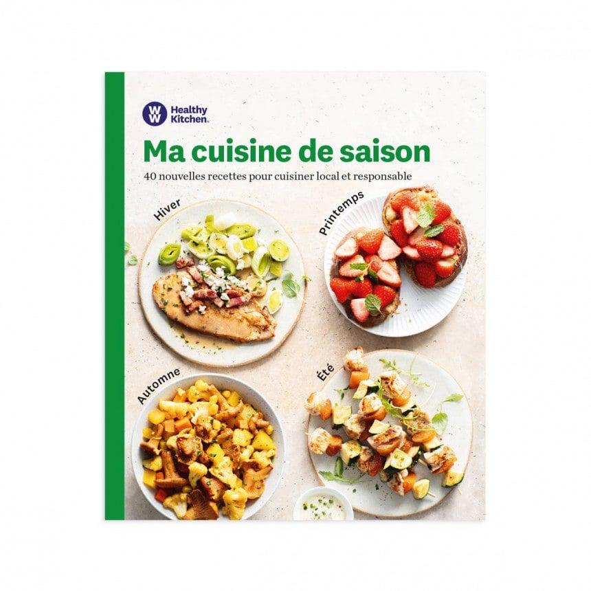 ma cuisine de saison ww livre