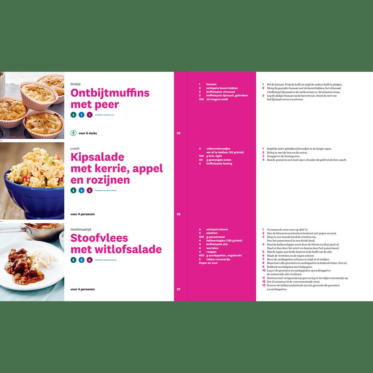 365 dagen kookboek 4 seizoenen